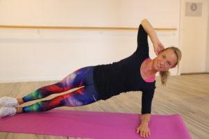 Pilates mit Steffi